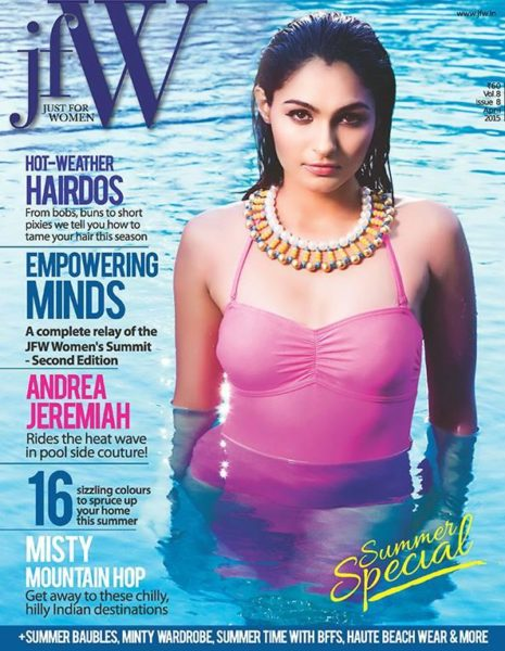 Andrea Jeremiah Hot Photoshoot