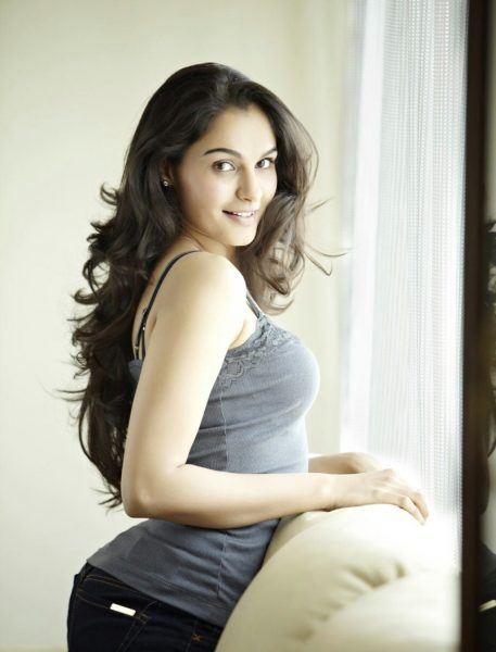 Andrea Jeremiah Hot Photoshoot Pics