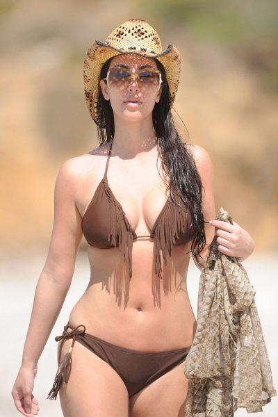 Hansika Motwani in hot bikini
