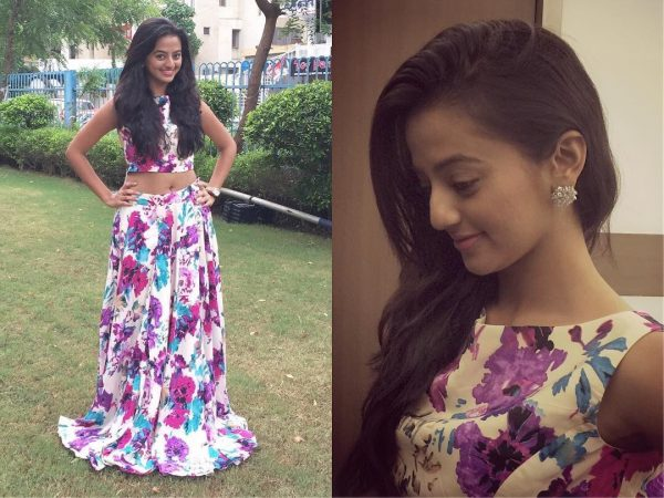 Helly Shah Hot Unseen Navel Images