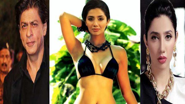 Mahira Khan bikini