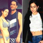 Hot Bikini Bra Photoshoot Saif's Daughter Sara Ali Khan Clad in a Bikini Posing