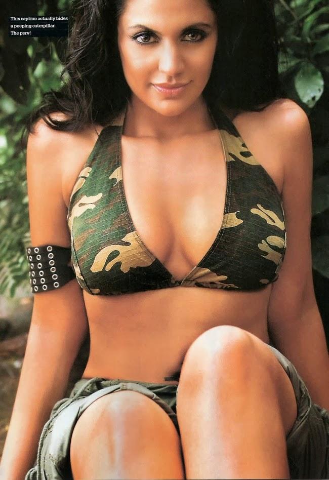 Mandira Bedi Bikini Photos