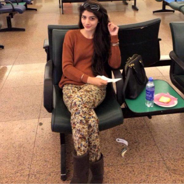 Mawra Hocane Most Glamorous Actresses Of Pakistan
