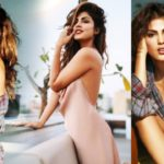 Rhea Chakraborty 15+ Photos of Super Hot Unseen Bikini Bra Swimsuit Pics & Wallpapers