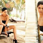 Saiyami Kher 15+ Photos of Super Hot Unseen Bikini Swimsuit Pics & Wallpapers