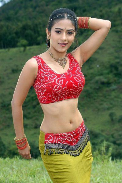Aditi Sharma Hot Bikini Navel Bra Photos