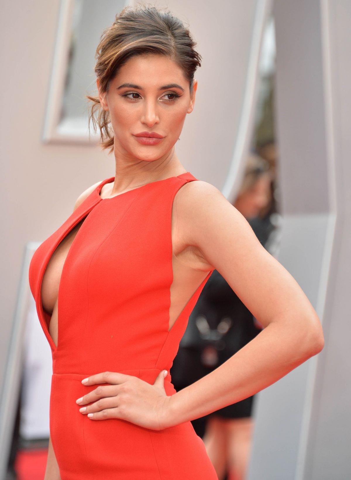 Nargis-Fakhri-in-red-dress Nargis Fakhri 11+ Unseen Bikini Swimsuit Images Age & Wiki