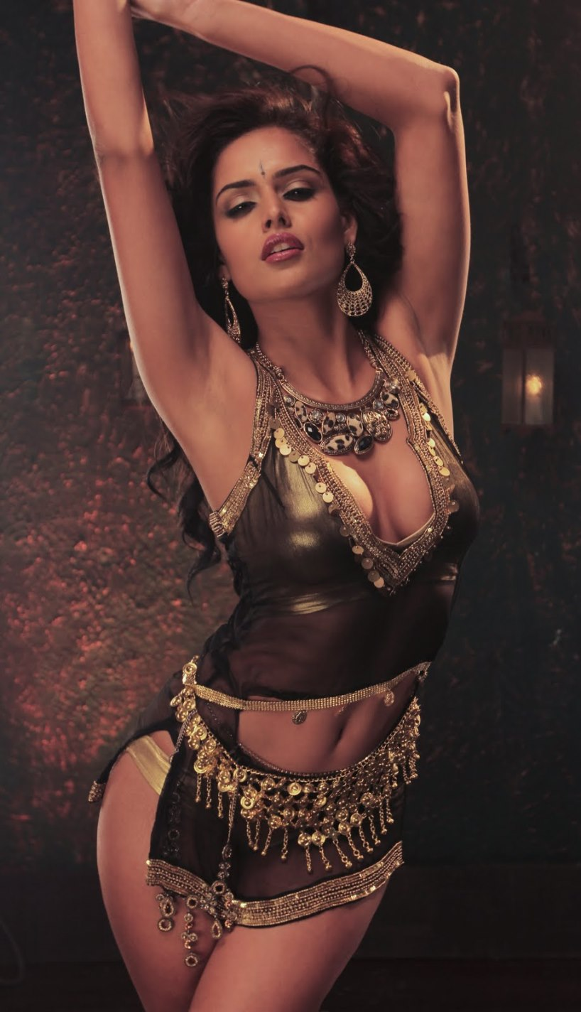 Nathalia-Kaur-Hot-Image Scorching & Attractive Nathalia Kaur 11+ Unseen Bikini Swimsuit Images Age Wiki