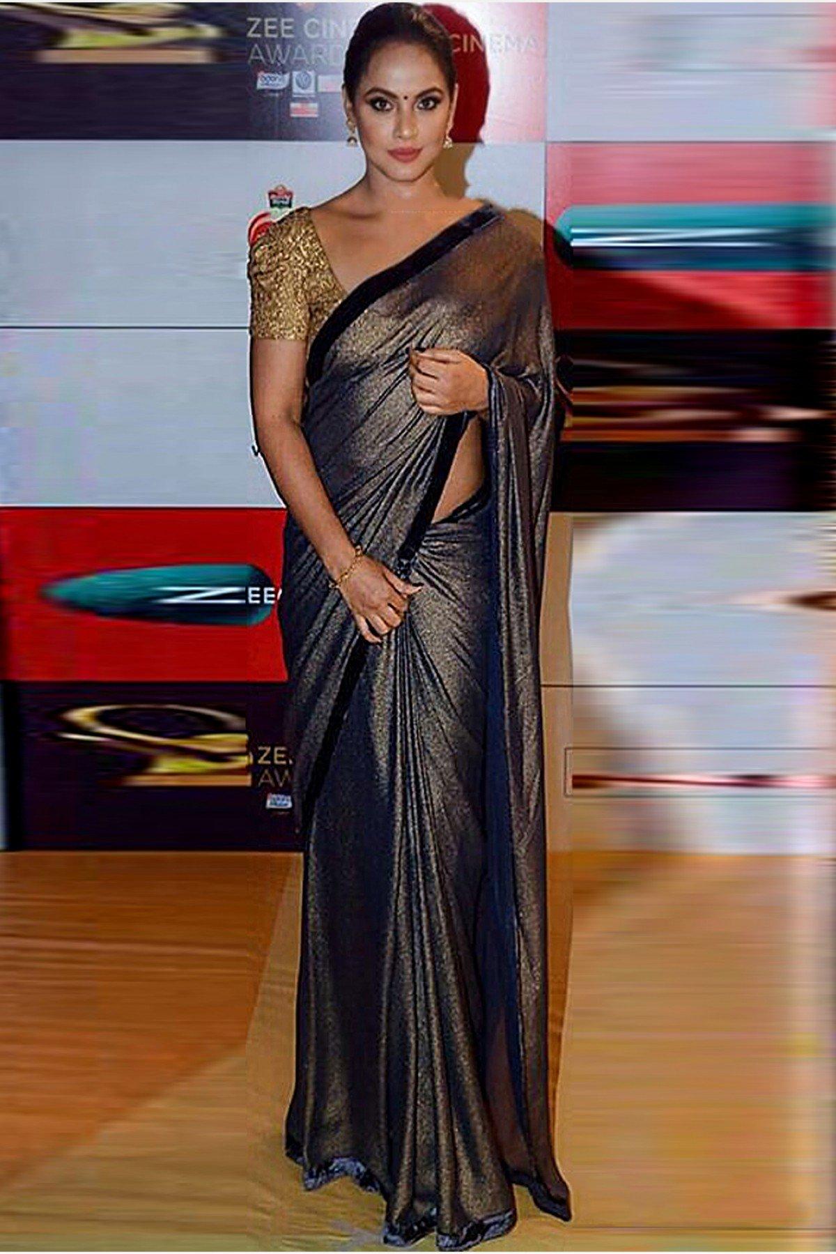 Neetu-Chandra-Saree-Pics Scorching Neetu Chandra 11+ Unseen Bikini Swimsuit Photos Age Ft Wiki