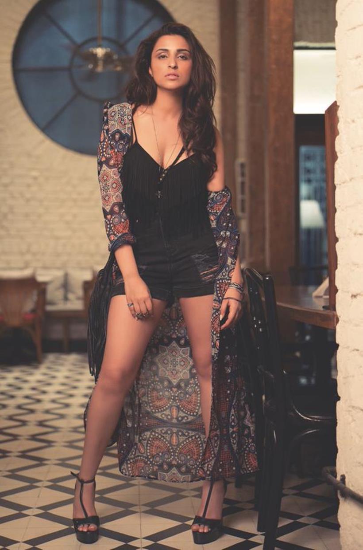 parineeti chopra very hot bikini photoshoot - photo tadka