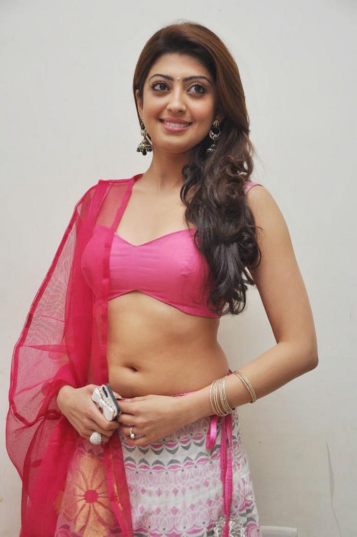 Pranitha-Subhash-hot-Blouse-Navel-show-photos Pranitha Subhash 11+ Unseen Bikini Picture, Sizzling Attractive Swimsuit Photographs Age & Toes Wiki