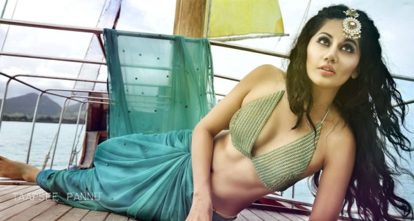 Taapsee-Pannu-Hot-Sexy-Bikini-600x321 Taapsee Pannu 11+ Unseen Bikini Picture Scorching Attractive Swimsuit Images Age & Toes Wiki