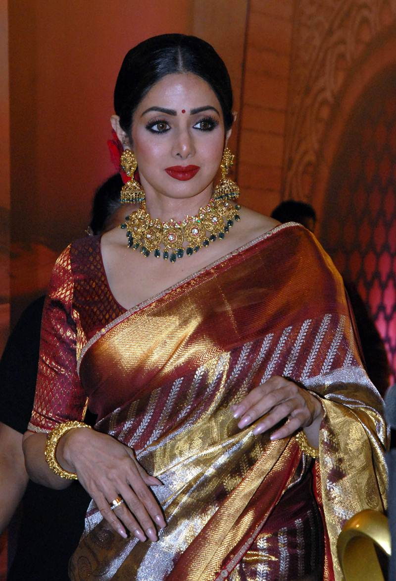 Bollywood Hindi Movies 2018 Actor Name: Sridevi Age Height Weight Wiki Bio Family Hot Photo