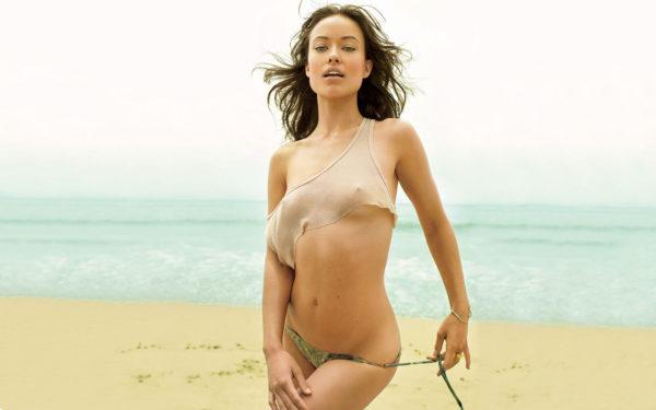 US-Actress-Olivia-Wilde-Bikni-Photo-Gallery-600x375 US Actress Olivia Wilde Wiki Bio Age Top Weight Scorching Bikini Photographs